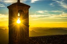 Old Town Of San Marino