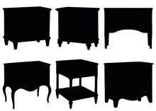 Chests Of Drawers And Tables W...