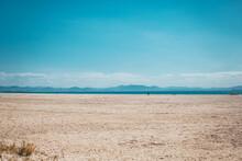 Punta Paloma Beach. Coast Line Tarifa. Cadiz, Spain.