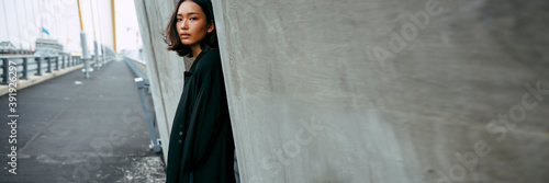 Obraz Asian street style - fototapety do salonu