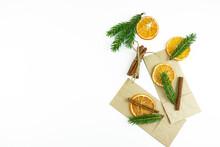 Dried Oranges With Cinnamon Li...