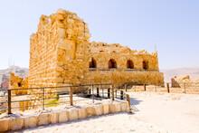 The Ruined Citadel Of Kerak Ca...