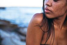 Black Multiracial Woman Lifest...