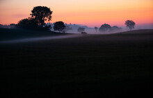Dawn's Early Light Illuminates...