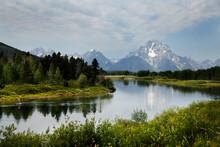 Grand Teton, Wyoming Famous Ph...