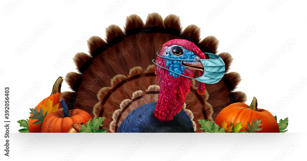 Fototapeta Thanksgiving Health