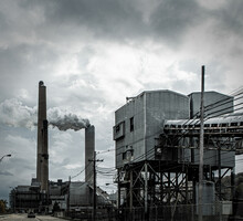 Coal Fired Power Plant In Ohio