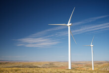 Windmills For Electric Power P...