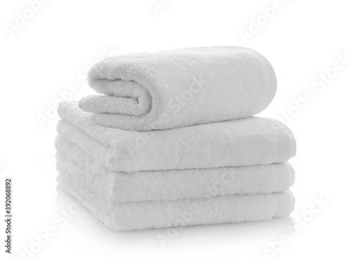 Fotografía Clean new towels