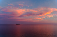 Sunset In Benidorm / Valencia ...