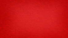 Red Cardboard Texture And Background