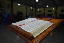 Book In The Church