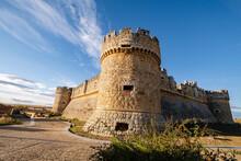 Castle Of Grajal De Campos, 16...