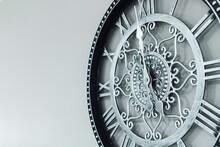 Mechanical Clock With Arabic D...