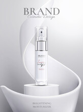 Cosmetic Product Ad Poster