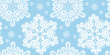 Decorative Snowflakes From Vol...