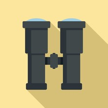 Safari Hunting Binoculars Icon...