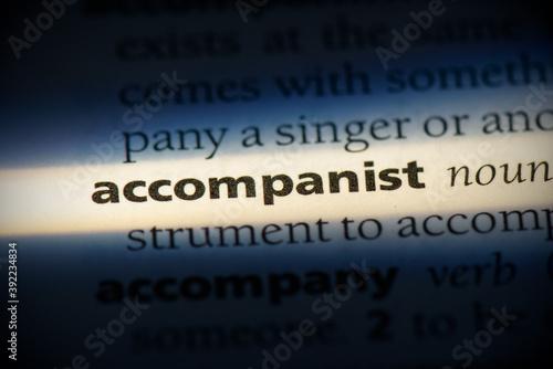 Photo accompanist