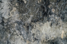 Abstract Blank Dark Gray Cement Concrete Texture Wall