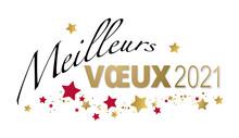 TEXTE MEILLEURS VOEUX 2021