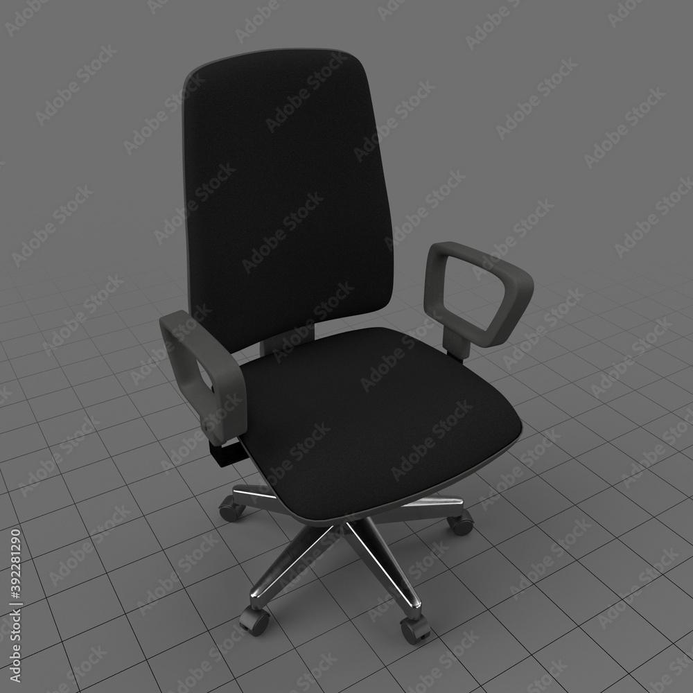 Fototapeta Office chair