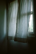 Blowing Curtains