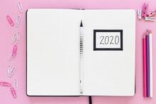 Bullet Journaling 2020