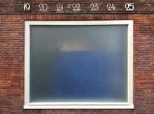 Window In Brick Wall