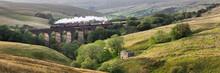 The Dalesman Steam Train