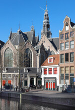 Amsterdam, Old Church
