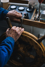 A Hand On The Helm