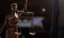 Scales Of Justice, Justitia, L...
