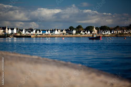 Valokuvatapetti Findhorn Bay