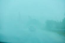Dangerous Rain For The Driver