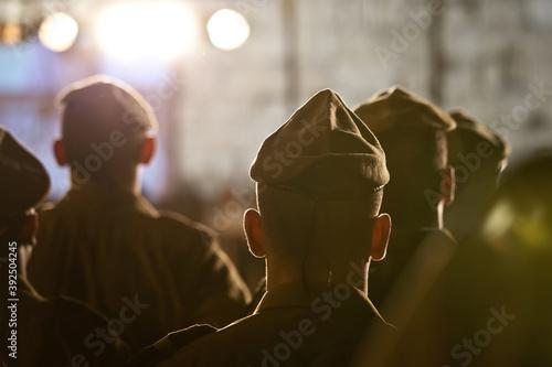 soldato 2 Fototapet
