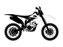 Racing Motorcycle Bike Off Road Dirt