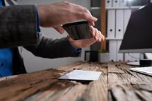Remote Check Deposit. Scanning Documents