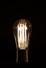 Modern LED Light Bulb Cimilar To Vintage Fillament Lamp