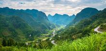 Ha Giang Karst Geopark Mountai...