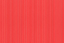 Modern Red Stone Wall With Stripes Texture And Seamless Background