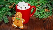 Bonhomme-cookie  Avec Du Choco...