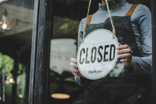 Closed Canvas