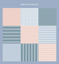 Lovely And Baby Cute Patterns.