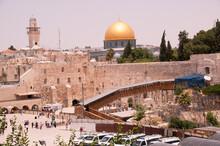JERUSALEM ISRAEL: At The Weste...
