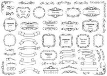 Calligraphic Design Elements ....