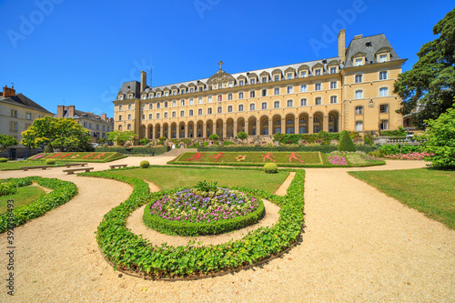 Foto Saint George Palace, Rennes, Brittany, France
