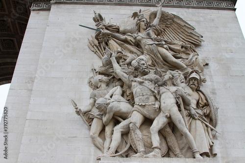 Arc de Triomphe Fototapet