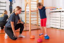 Child Training For Balance Imp...