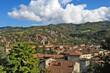 Bobbio dal Castello Malaspina dal Verme - Piacenza