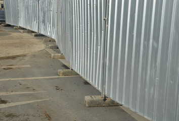 Concrete fences for family houses, industrial buildings and commercial premises. elegant appearance, high protection against many influences, a feeling of privacy and security. they do not require
